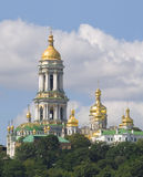 Kyiv Pechers'k Lavra. Kyievo-Pechers�ka lavra (Kiev Pechersk Lavra), also known as the Kiev Monastery of the Caves, is a historic Orthodox Christian monastery Stock Images