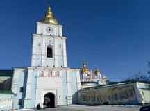 Kyiv Pechersk拉夫拉 免版税库存照片