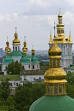 Kyiv-Pechersk Lavra Fotografie Stock Libere da Diritti
