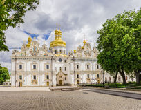 Kyiv-Pechersk Lavra immagine stock libera da diritti