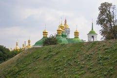 Kyiv-Pechersk Lavra Fotografie Stock