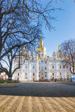 Kyiv Pechersk Lavra, Cathedral of the Dormition Stock Photo