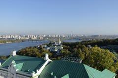 Kyiv-Pechersk Lavra, Kiew, Ukraine Lizenzfreies Stockfoto