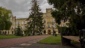 Kyiv Polytechnisch Instituut stock footage