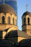 Kyiv postmoderno Imagem de Stock