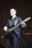 KYIV, UCRÂNIA - 13 de julho, Mike Stern Band Fotografia de Stock Royalty Free