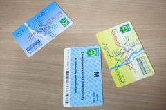 KYIV, UCRÂNIA - 30 de março de 2012 Imagem de Stock