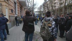Kyiv, Ukraina E r zdjęcie wideo