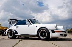 Kyiv Ukraina, Maj, - 11, 2019: Porsche 911 1979 zdjęcie royalty free