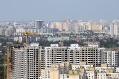 Kyiv, Ukraine, aerial view Royalty Free Stock Photography