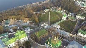 KYIV, UKRAINE - 6 avril 2016 : Cathédrale de l'acceptation de la Vierge bénie clips vidéos