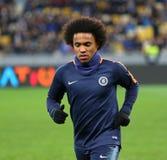 UEFA Europa League: Dynamo Kyiv v Chelsea stock photography