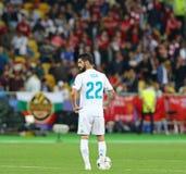UEFA Champions League Final 2018 Real Madrid v Liverpool Royalty Free Stock Photo