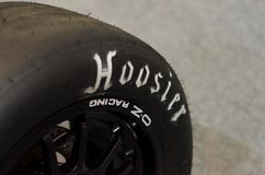 Kyiv, Ukraine - November 22, 2018: Hoosier Racing Tires stock photos