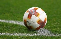Official UEFA Europa League match ball Royalty Free Stock Photos