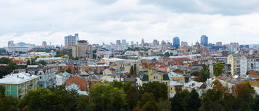 Free Kyiv, Ukraine - September 7, 2013: Architecture Of Kiev City Center Stock Photography - 75647042