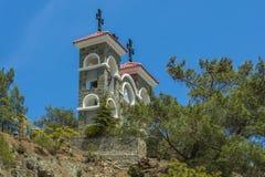 Kykkos Monaster Cypr Obraz Stock