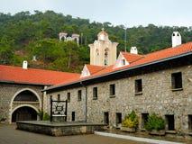 Kykkos Monastery Royalty Free Stock Image