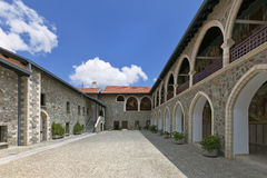 Kykkos Monastery, Cyprus Royalty Free Stock Image