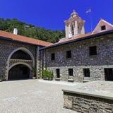 Kykkos Monastery, Cyprus Stock Photo