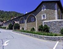 Kykkos Monastery, Cyprus Royalty Free Stock Photo