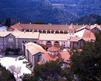 Kykkos Monastery, Cyprus. Royalty Free Stock Images