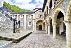 Kykkos monastery in Cyprus Stock Images