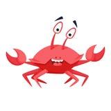 Kyla krabban roligt monster Royaltyfri Bild