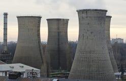 Kyla torn Fotografering för Bildbyråer