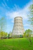 Kyla tornet Royaltyfri Fotografi