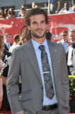 Kyle Beckerman. LOS ANGELES, CA - JULY 16, 2014: US soccer star Kyle Beckerman at the 2014 ESPY Awards at the Nokia Theatre LA Live Stock Images