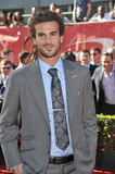 Kyle Beckerman. LOS ANGELES, CA - JULY 16, 2014: US soccer star Kyle Beckerman at the 2014 ESPY Awards at the Nokia Theatre LA Live Royalty Free Stock Image