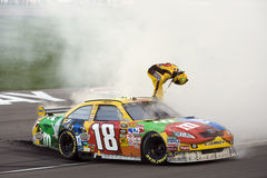 Kyle Busch Wins the 427 Stock Photo
