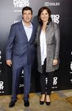 Kyle Chandler and Kathryn Chandler Royalty Free Stock Photography