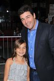 Kyle Chandler royalty free stock image