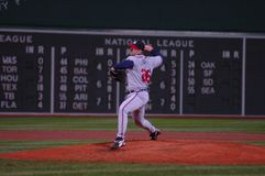 Kyle Davies. Atlanta Braves P Kyle Davies stock images