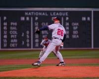 Kyle Davies, Atlanta Braves. Atlanta Braves P Kyle Davies Royalty Free Stock Images