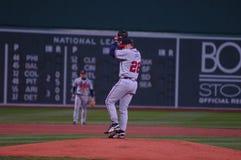 Kyle Davies. Atlanta Braves P Kyle Davies royalty free stock photos