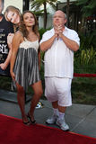 "Kyle Gass. Mackenzie Paulson & Kyle Gass  arriving at the ""Funny People""  World Premiere at the ArcLight Hollywood Theaters in Los Angeles,  CA   on July 20 Royalty Free Stock Photos"