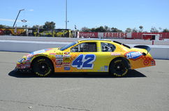Kyle Larson #42 Photographie stock