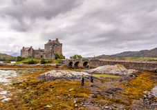 Kyle of Lochalsh Royalty Free Stock Photography