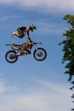 Kyle Loza at Livin It Action Sports. Kyle Loza at Portland CityFest Livin It Action Sports Demo royalty free stock images