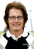 Kyle MacLachlan. Attends the Ninth Annual Michael Douglas & Friends Celebrity Golf Tournament held at the Trump National Golf Club in Rancho Palos Verdes Royalty Free Stock Photo