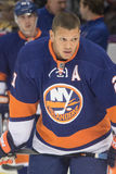 Kyle Okposo. This image shows NY Islanders forward Stock Images