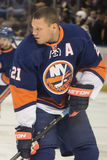 Kyle Okposo. This image shows NY Islanders forward Stock Photos