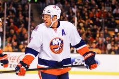 Kyle Okposo New York Islanders. New York Islanders Kyle Okposo #21 royalty free stock photos