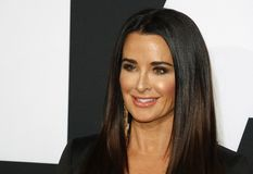 Kyle Richards. At the Los Angeles premiere of `Halloween` held at the TCL Chinese Theatre in Hollywood, USA on October 17, 2018 royalty free stock photography