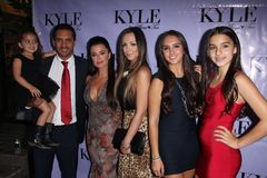 Kyle Richards,Mauricio Umansky Royalty Free Stock Image