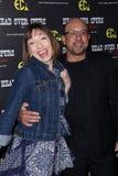 Kyle T Heffner i Naomi przy. 'głowa Nad ostroga w miłości' premiera, Majestatyczny grzebienia teatr, Westwood, CA. 03-24-11 Obrazy Stock