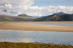 Kyle of Tongue, Scotland Royalty Free Stock Photos